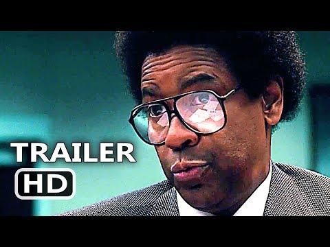 RΟMАN J  ISRАEL, ESQ Official Trailer (2017) Denzel Washington, Colin Farrell Movie HD