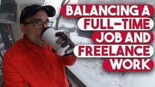 Balancing a Full-time Job and Freelance Work