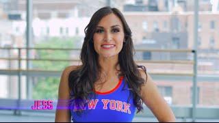 Knicks City Dancers Profile: Jess