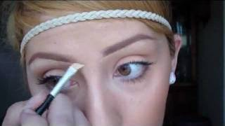 easy eyebrow tutorial Thumbnail