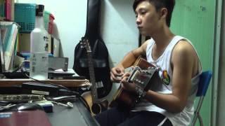 [Guitar] Vết Mưa (Vũ Cát Tường) cover beat by Shady