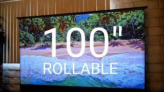 5 Best 4K Laser Smart TV Home Projector - Best Short-throw