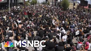 Protests Could Set Off Second Wave Of Coronavirus Infections | Morning Joe | MSNBC