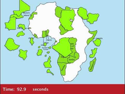 Map Snap Africa thumbnail