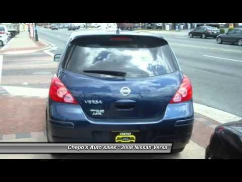 2008 Nissan Versa 1.8SL Newark NJ 07104