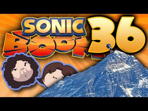 Sonic Boom: Janeane Garofalo's Expedition  PART 36  Game Grumps