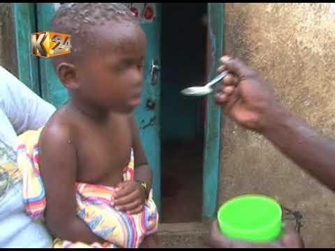 Tiba ya Bangi : Wazazi wanatumia mihadarati hiyo kuwatibu watoto huko Kisumu