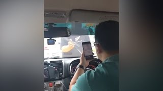 Couple and Uber driver harassed at Penang Airport