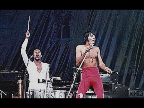 "Bar-Kays ""Hit And Run""  (Live September 1986)"