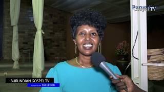 #Burundi #Gospel Interview Past. Chantal INAMAHORO arashima cane uko KIDS MUSIC TALENT 2019 yagenze