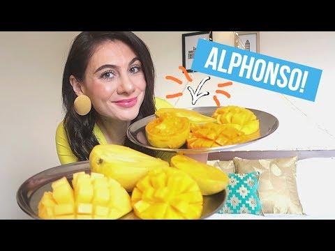 foreigner-tries-indian-food:-mangos- -travel-vlog-iv
