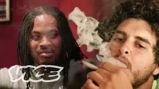 I Got High Off Edibles with Waka Flocka in Amsterdam thumbnail
