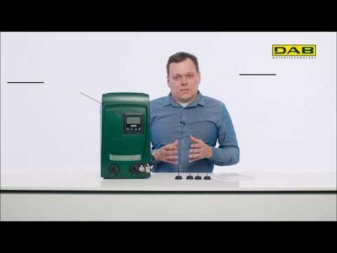 DAB E.sybox Mini 3 - бытова насосная станция для частного дома. Постоянный напор воды в каждом кране