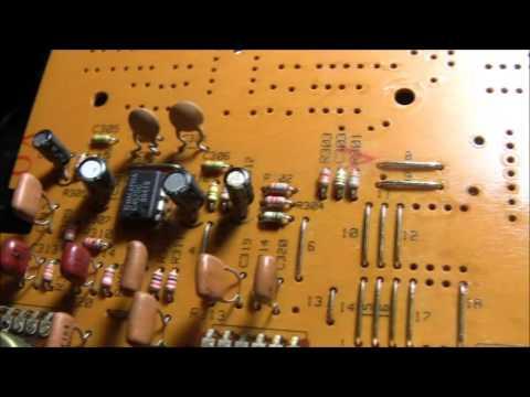 Reparación Amplificador Technics SU-810