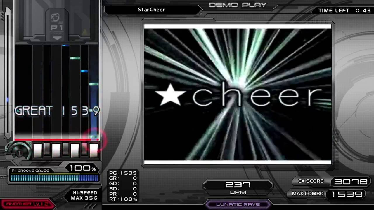 Lunatic Rave 2 - ★cheer (SPA)