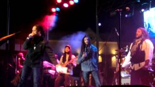 "Jr gong,Stephen marley ""Traffic jam"" at 9mile festival miami 2015"