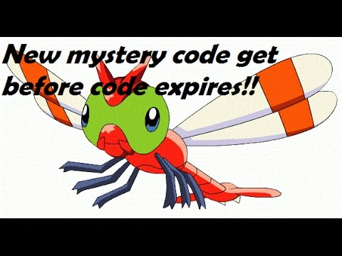 NEW MYSTERY GIFT CODE ROBLOX:PROJECT POKEMON