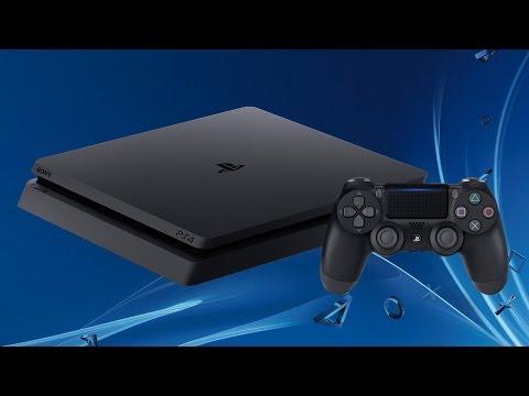 PlayStation 4 Slim Unboxing