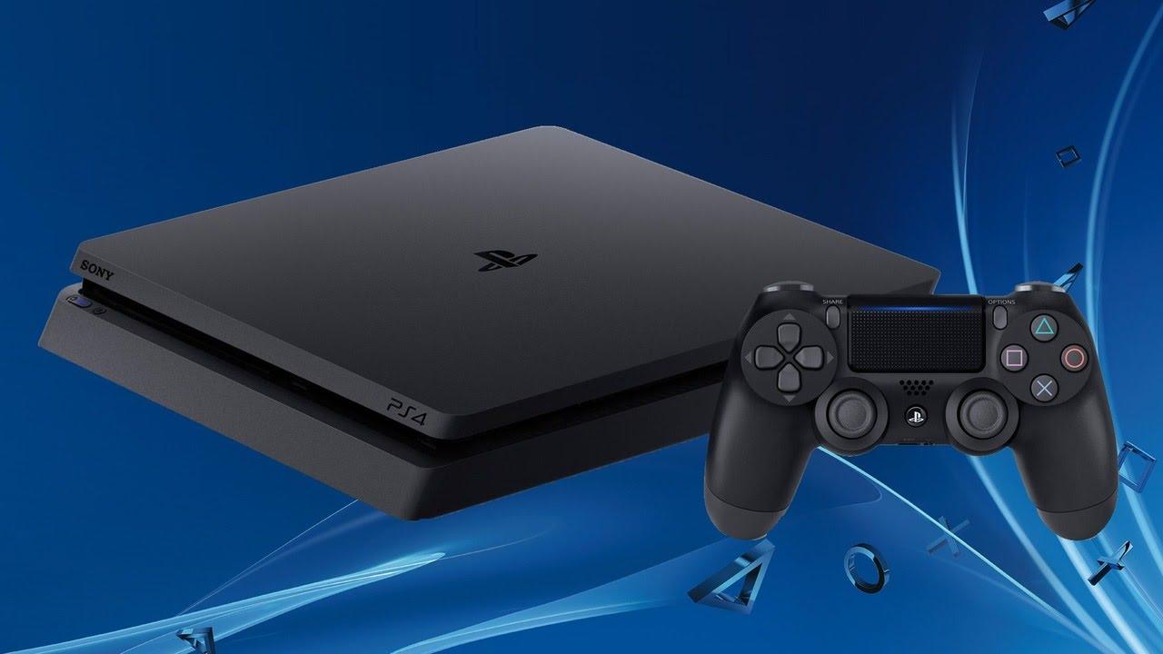 PlayStation 4 Slim Unboxing - YouTube