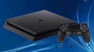 PlayStation 4 Slim Unboxing(We take a closer look at the new, and see what's different from the original version. ---------------------------------- Follow IGN for more!, 2016-09-09T17:26:54.000Z)