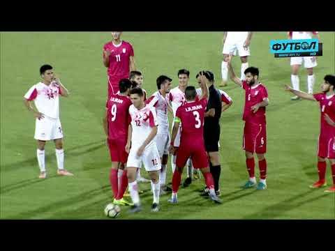 ТОҶИКИСТОН U-19 - Эрон U-19. Шарҳи бозӣ. Чемпионати CAFA.