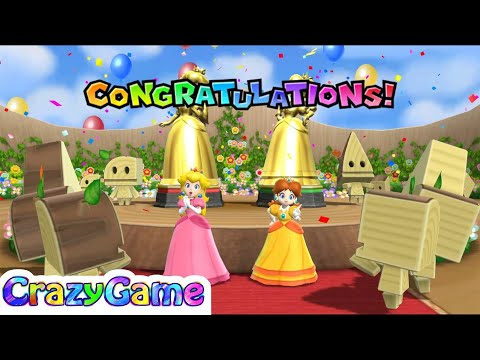 Mario Party 9 Step It Up #58 (1 vs. Rivals Minigames)