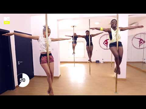 Folu Storms, Kemi Smallz and Feso dance it out on MTV Base Fit Fam