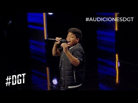 Babyrotty impacta con su voz prodigiosa | Dominicana's Got Talent 2019