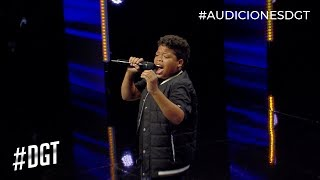 Babyrotty impacta con su voz prodigiosa | Dominicana's Got Talent 2019