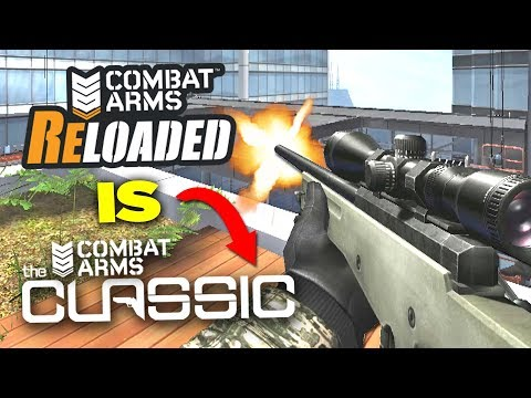 Combat Arms Reloaded Is Officially Pay To Win