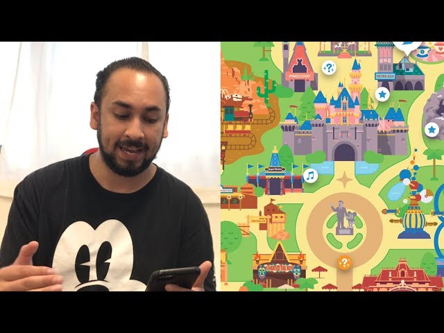 Play Disney Parks App - Demo and How To !