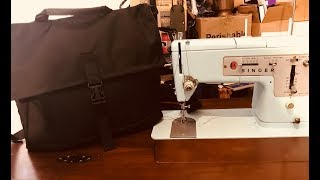 Thrift Store Sewing Challenge: Upcycling A Garment Bag