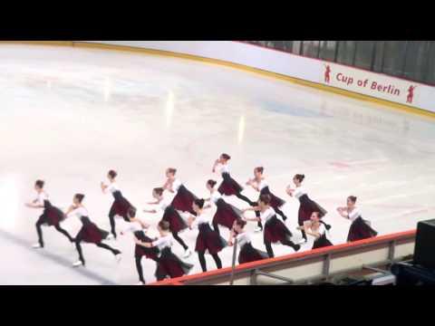 Team Berlin Novice - Cup of Berlin 2017 - Free Skating