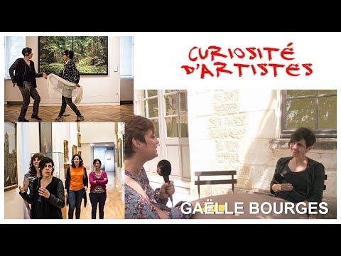 Curiosités d'Artistes avec Gaëlle BOURGES   Musée de valence