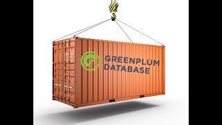 Linux Containers, PostgreSQL & Greenplum: The Future