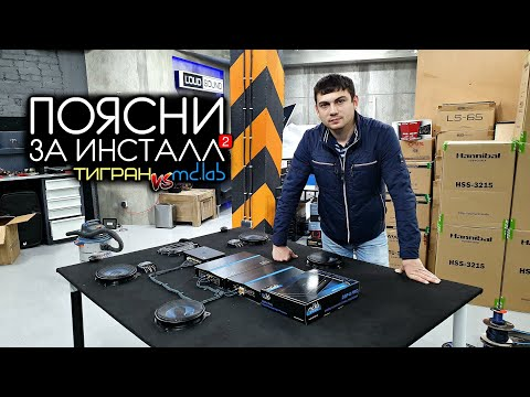 Музыка в Kia Rio. Поясни за Инсталл 2. Тигран Vs MD.LAB