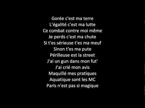 Garde la peche Booba (lyrics)