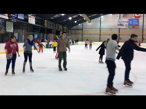 Rochester Neighbors on Ice