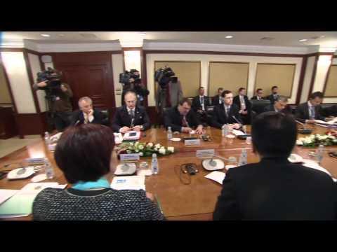 Hungarian Prime Minster V.Orban's visit to Kazakhstan