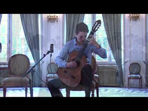 Xavier Jara in Sinaia Guitar Festival 2013