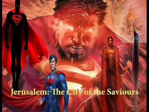 The City of the Saviours Jesus and the 144,000 sons of God Bible is now unsealed