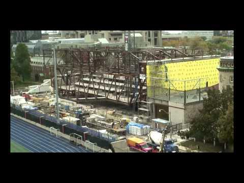 University of Toronto Goldring Centre for High Performance Sport - By EllisDon