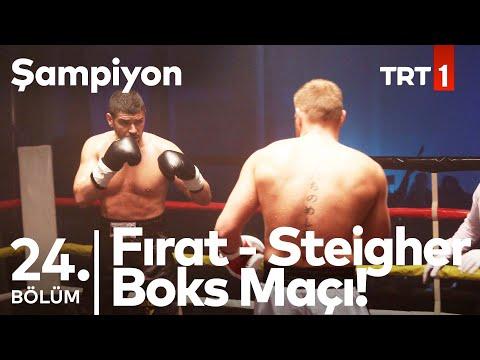 Büyük Boks Maçı! | Şampiyon 24. Bölüm