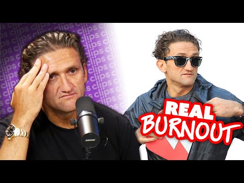 Casey Neistat Opens Up About The Reality Of Job Burnout & Daily Vlogging Vs Happiness