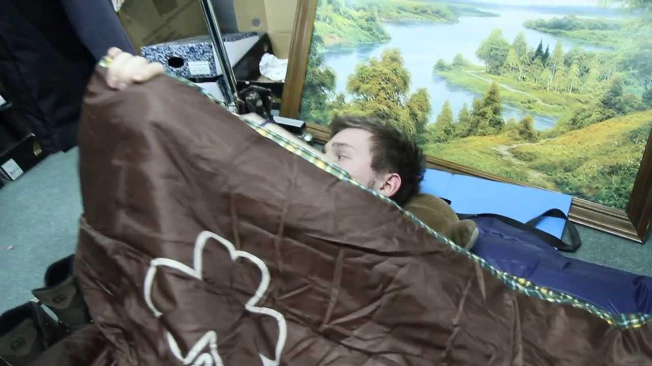 Спальный мешок Greenell