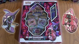 Island Guardians GX Premium Collection Opening