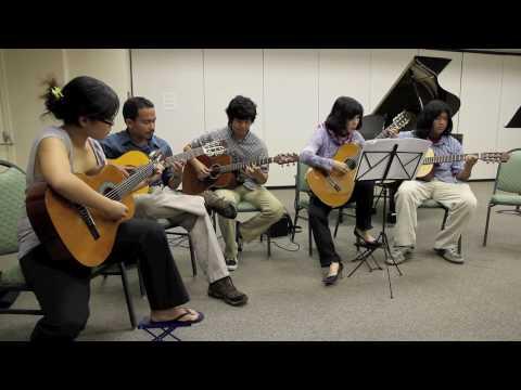 Chaminade University of Honolulu Guitars