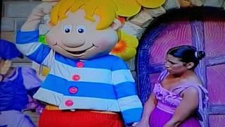GHINWA et Lola  le spectacle du printemp 2011