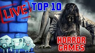 Top 10 Horror Games