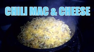 "Dutch Oven Recipe ""chili Mac & Cheese"""